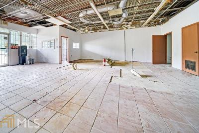 Decatur Commercial For Sale: 2575 Flat Shoals Rd