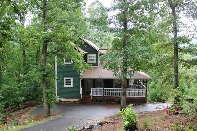 Hiawassee Single Family Home For Sale: 2103 Pooh Corner
