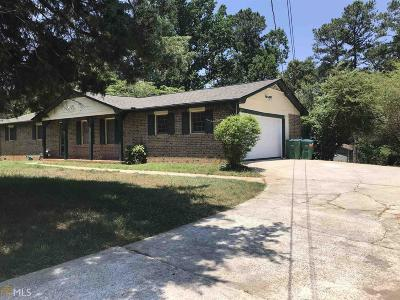 Lilburn Single Family Home For Sale: 446 Harmony Grove