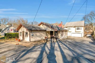 Howell Station Single Family Home For Sale: 1249 Niles Ave