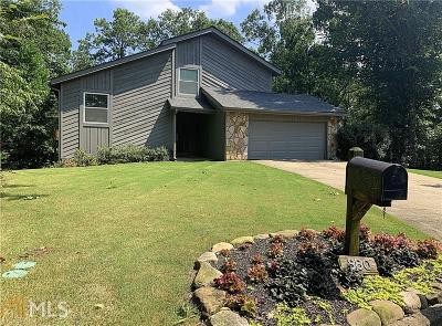 Roswell Single Family Home For Sale: 880 Greenvine Trce