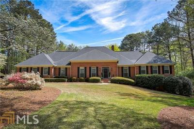 Johns Creek Single Family Home New: 105 Bellacree Rd