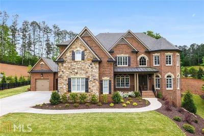 Alpharetta, Milton, Roswell Single Family Home For Sale: 624 Easy Goer Ln