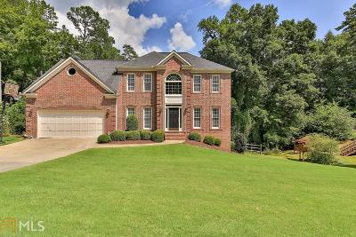 Kennesaw Single Family Home For Sale: 2210 Nine Oaks Dr