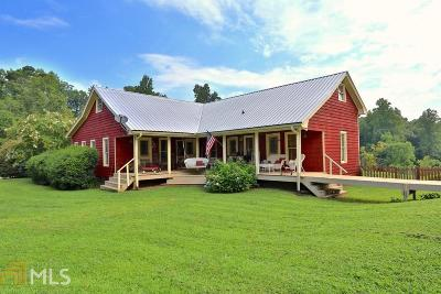 Dawson County Single Family Home New: 527 Cicero Trl