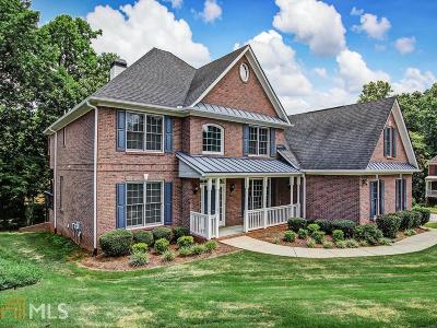 Dacula Single Family Home New: 2718 Pathview Dr