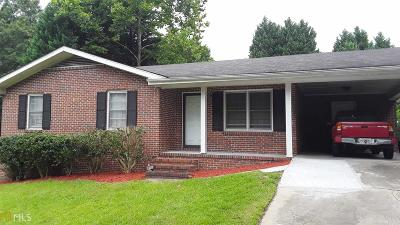 Winder Single Family Home New: 131 Northridge Dr