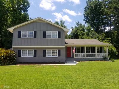 Conyers Single Family Home New: 3605 SE Sandhill Dr