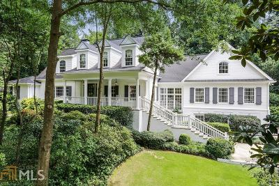 Ansley Park Single Family Home New: 125 Beverly Rd