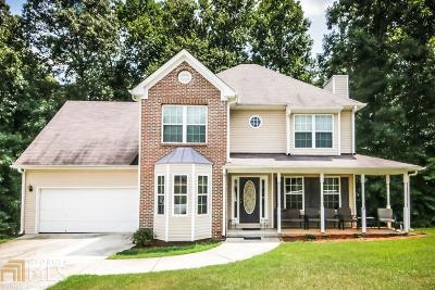 Ellenwood Single Family Home New: 4448 Mortons Way #168