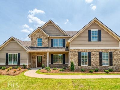 Fayetteville Single Family Home New: 135 Atkins Ln #04