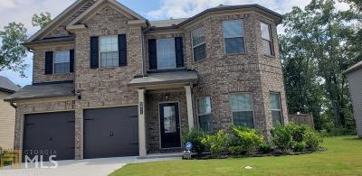 Snellville Single Family Home New: 8095 Hillside Climb Way