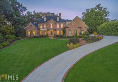 Roswell, Sandy Springs Single Family Home For Sale: 8270 Jett Ferry Rd