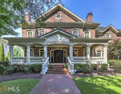 Alpharetta Single Family Home For Sale: 1113 Pristine Pl