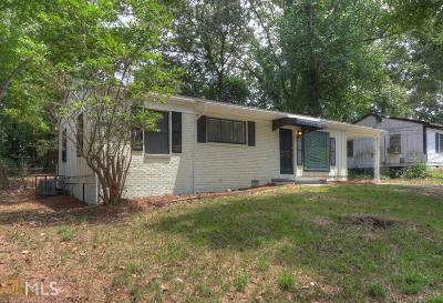 Forest Park Single Family Home New: 916 Kennesaw Dr