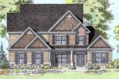 Hoschton Single Family Home New: 1348 Pond Overlook Dr