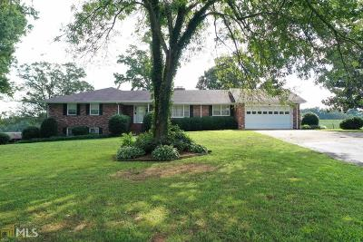 Winder Single Family Home New: 1357 Jefferson Highway