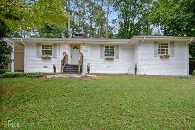 Stone Mountain Single Family Home New: 3673 Dial Dr