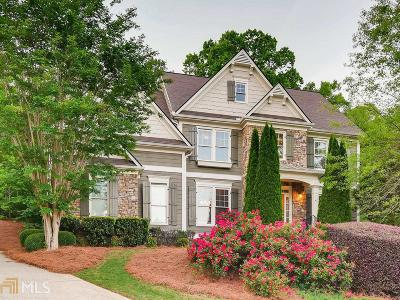 Douglasville Single Family Home New: 6202 Millstone Trl
