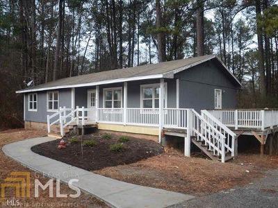 Sharpsburg Single Family Home For Sale: 3960 Highway 34 E