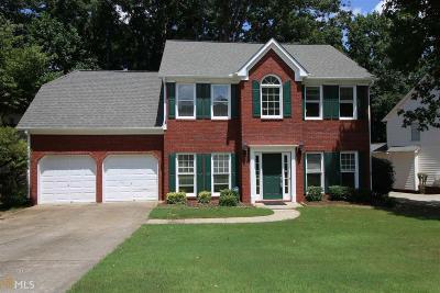 Suwanee Single Family Home For Sale: 445 Havenmist Lndg