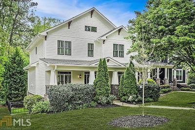 Smyrna Single Family Home New: 3655 King Springs Rd