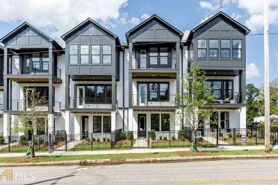 Dekalb County Condo/Townhouse New: 96 Rogers St #14