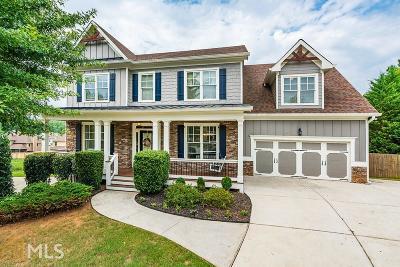 Dallas Single Family Home New: 122 White Spruce Ct