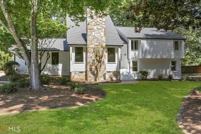 Roswell Single Family Home New: 290 Saddle Lake Dr