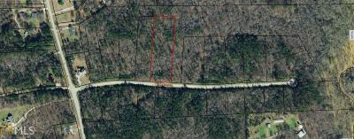 Newton County Residential Lots & Land New: 65 Hawthorn Ln