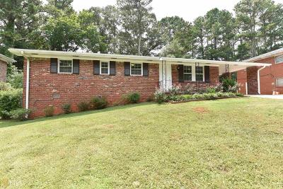 Decatur Rental New: 3667 Glen Falls Dr