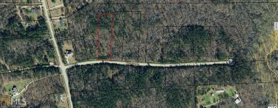 Newton County Residential Lots & Land New: 45 Hawthorn Ln
