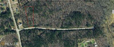 Newton County Residential Lots & Land New: 35 Hawthorn Ln
