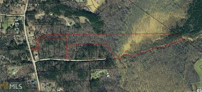 Newton County Residential Lots & Land New: Alcovy Rd