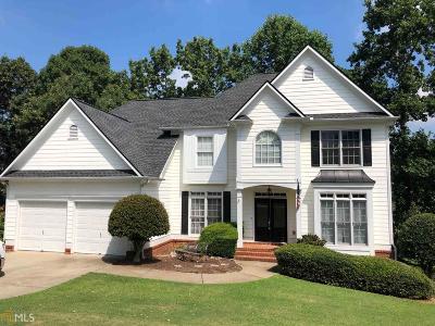 Suwanee Single Family Home New: 3585 Sentry View Trce