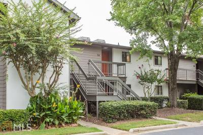Old Fourth Ward Condo/Townhouse New: 54 Finch Trl