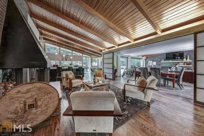 Sandy Springs Single Family Home For Sale: 4790 Harris Trl