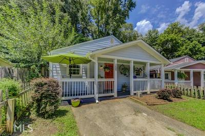 Peoplestown Single Family Home Under Contract: 1039 Grant Way