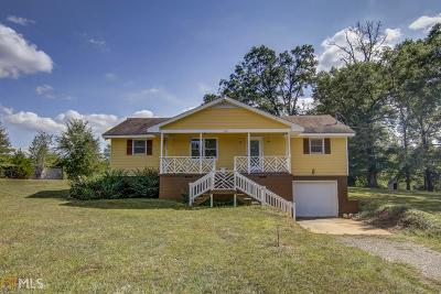 Butts County Single Family Home New: 250 Windy Ln
