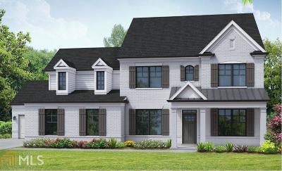Buford Single Family Home New: 3352 North Bogan Rd