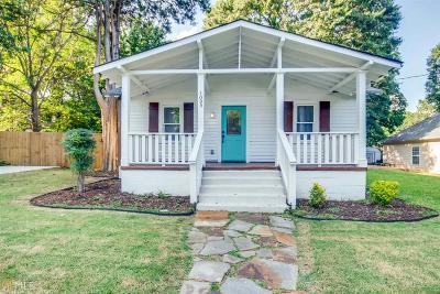 Sylvan Hills Single Family Home New: 1095 Regent