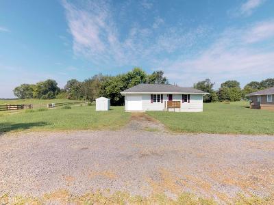 Euharlee Single Family Home New: 138 Milam Bridge Rd