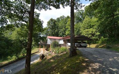 Hiawassee Single Family Home For Sale: 722 Sunnyside Rd