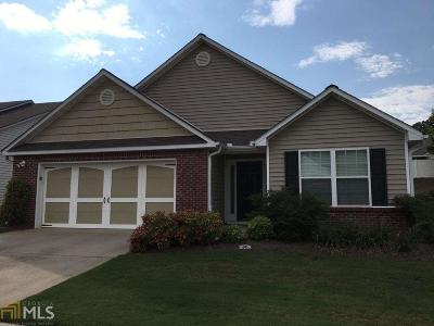 Winder Single Family Home New: 528 Triumph Way