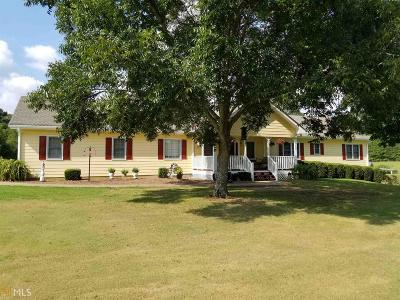 Covington Single Family Home New: 4345 Jersey Walnut Grove Rd