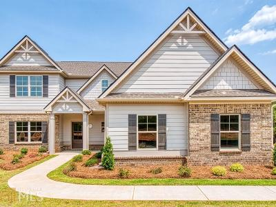 Fayetteville Single Family Home New: 125 Atkins Ln #003