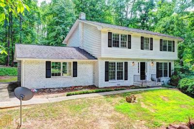Sandy Springs Single Family Home For Sale: 525 Abernathy Rd