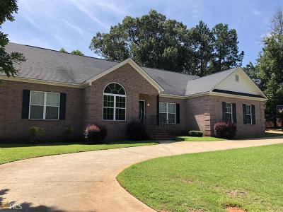 Haddock, Milledgeville, Sparta Single Family Home For Sale: 110 Nealys Way