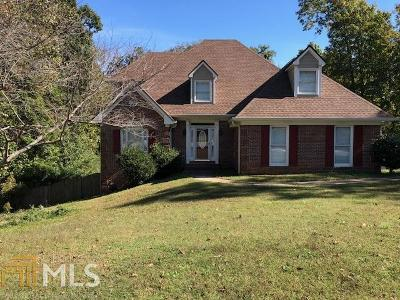 Conyers Single Family Home New: 1351 SE Kay