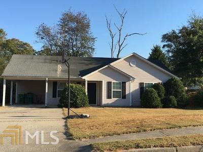Winder Single Family Home New: 340 Shenandoah Cir